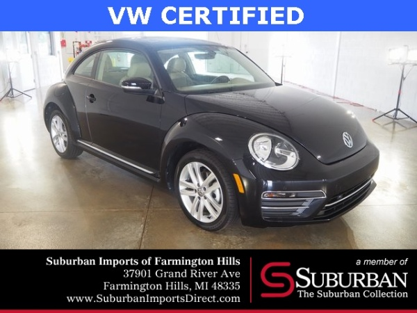 2017 Volkswagen Beetle In Farmington Hills Mi