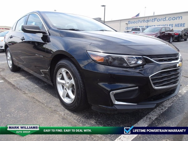 2018 Chevrolet Malibu in Cincinnati, OH