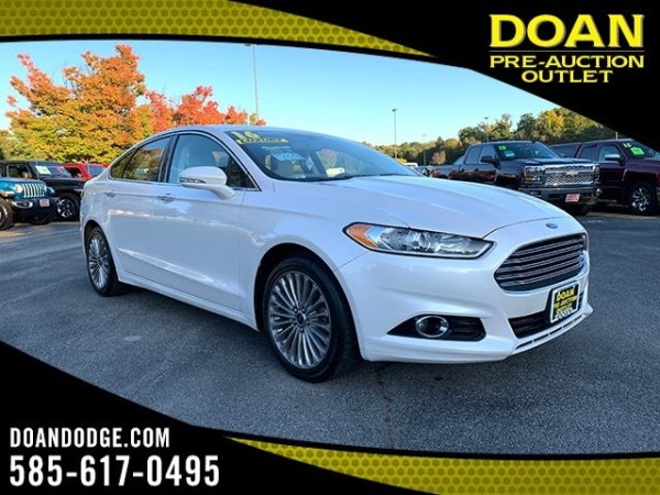 2016 Ford Fusion in Rochester, NY