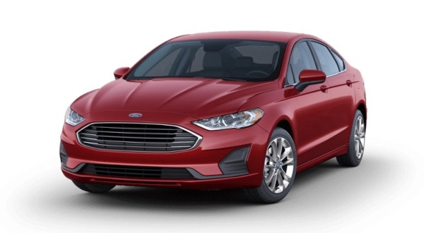 2020 Ford Fusion in Norwalk, CT