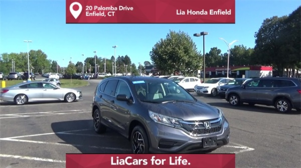 2016 Honda CR-V in Enfield, CT