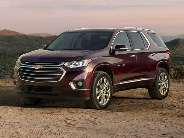 2020 Chevrolet Traverse in WOODBURY, CT