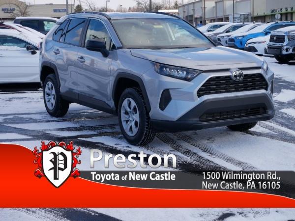 2020 Toyota RAV4 in New Castle, PA