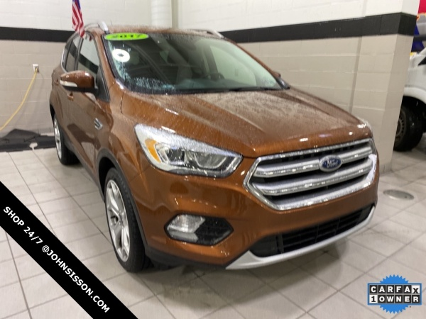 2017 Ford Escape in Washington, PA