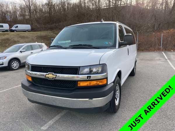 2018 Chevrolet Express LT 2500