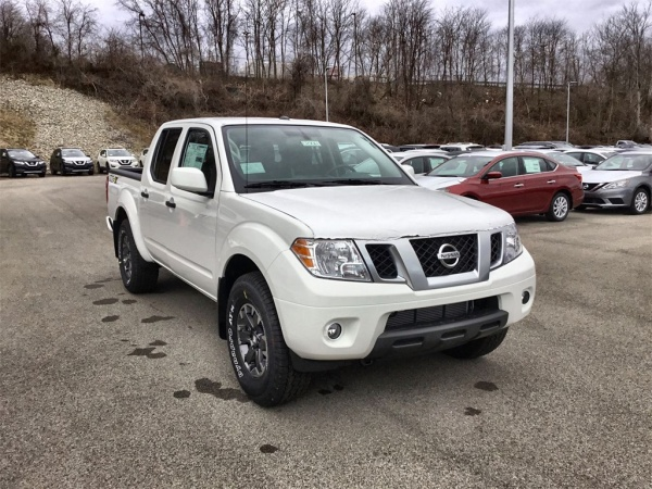 2019 Nissan Frontier in Washington, PA
