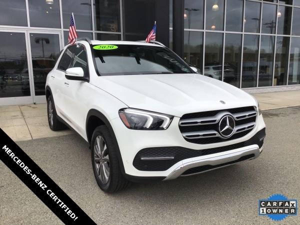 2020 Mercedes-Benz GLE in Washington, PA