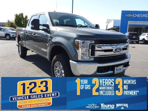 2019 Ford Super Duty F-250 in Layton, UT