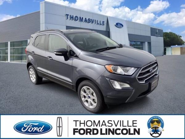 2020 Ford EcoSport