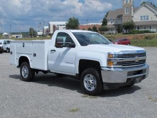 2017 Chevrolet Silverado 2500hd Work Truck Regular Cab Long Box 2wd For In Jasper