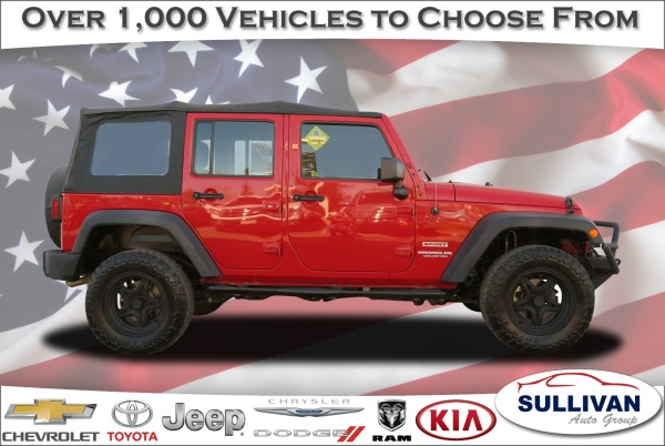 2012 Jeep Wrangler in Yuba City, CA