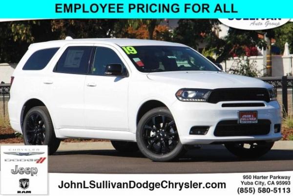 2019 Dodge Durango in Yuba City, CA