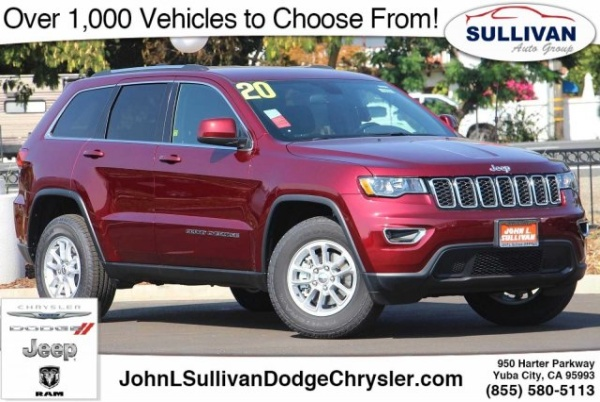 2020 Jeep Grand Cherokee in Yuba City, CA