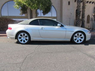 2004 Bmw 6 Series 645ci Convertible For In Tucson Az