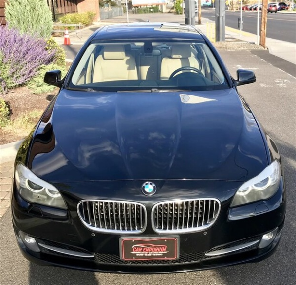 2011 BMW 5 Series 535i Sedan For Sale In Spokane, WA