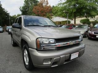 Used 2002 Chevrolet Trailblazers For Sale Truecar