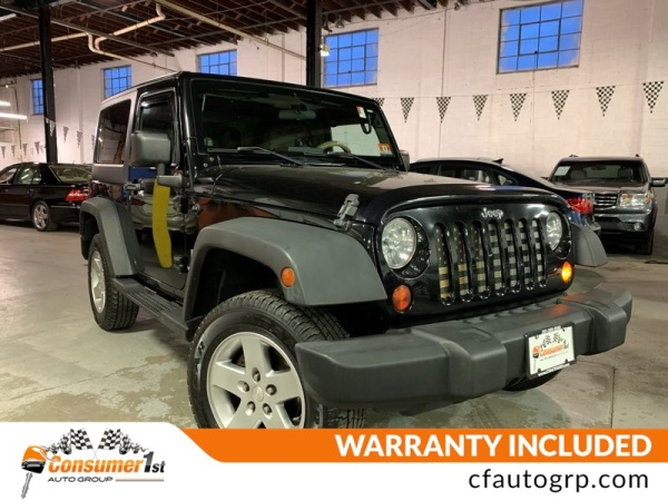 2009 Jeep Wrangler in Hasbrouck Heights, NJ