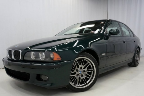2002 BMW M5 in King of Prussia, PA