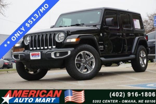 2019 Jeep Wrangler in Omaha, NE
