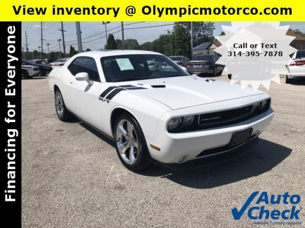 2014 Dodge Challenger in FLORISSANT, MO