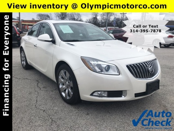 2013 Buick Regal in FLORISSANT, MO