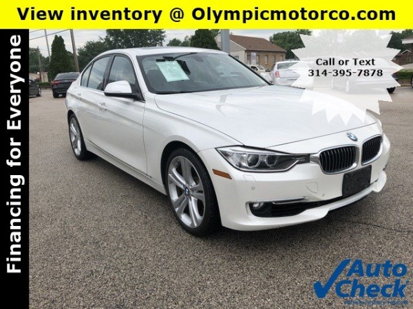2013 BMW 3 Series in FLORISSANT, MO