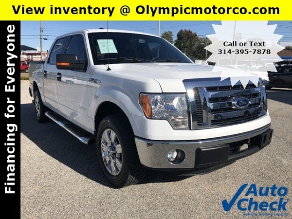 2012 Ford F-150 in FLORISSANT, MO