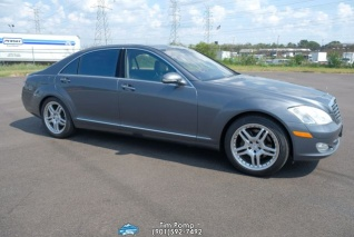 Used 2007 Mercedes Benz S Class S 550 Sedan RWD For Sale In Memphis