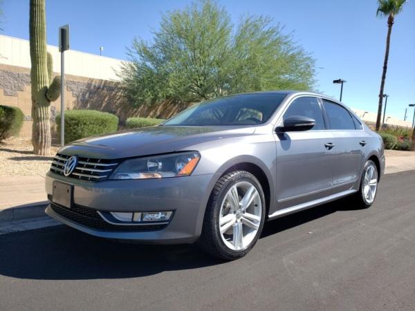 2012 Volkswagen Passat in Mesa, AZ
