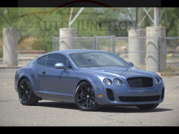 2011 Bentley Continental Supersports in Tempe, AZ