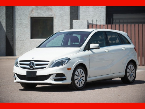2014 Mercedes Benz B Class Hatchback Electric Drive For Sale In