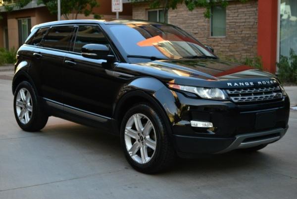 2013 Land Rover Range Rover Evoque Pure Plus