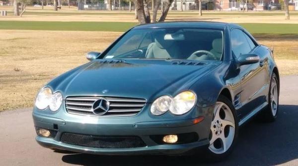 2005 Mercedes-Benz SL in Phoenix, AZ