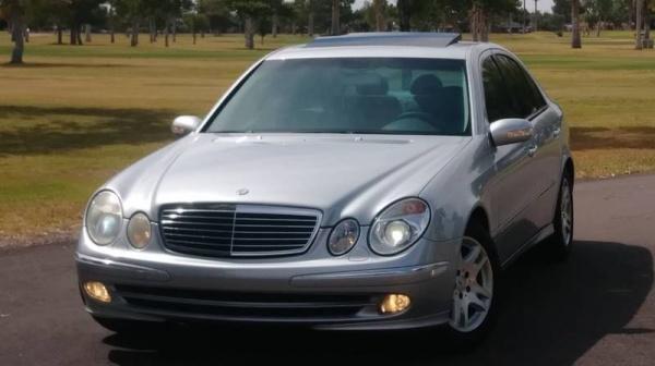 2006 Mercedes-Benz E