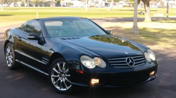 2003 Mercedes-Benz SL in Phoenix, AZ