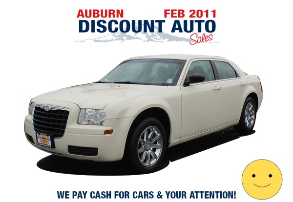 2007 Chrysler 300 in Auburn, WA
