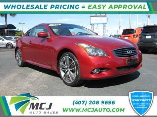 Used INFINITI Q60s for Sale in Orlando, FL | TrueCar