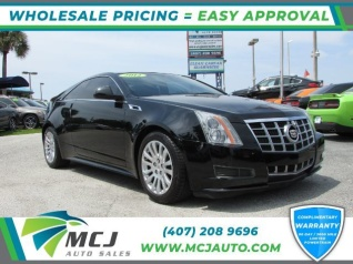 2017 Cadillac Cts Coupe 3 6 Rwd Automatic For In Orlando Fl