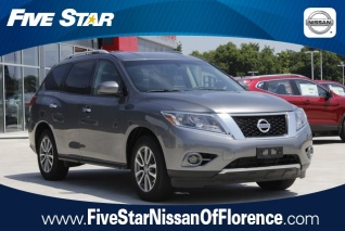 Nissan Florence Sc >> Used Nissan Pathfinders For Sale In Florence Sc Truecar