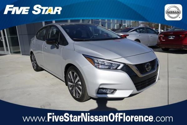 2020 Nissan Versa in Florence, SC