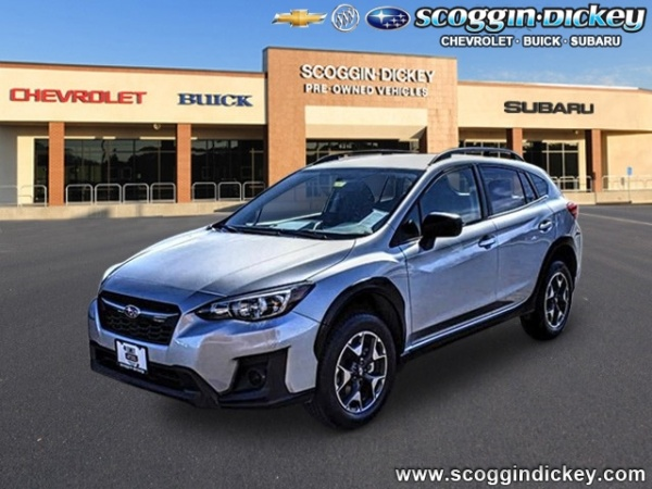 2019 Subaru Crosstrek 2.0i