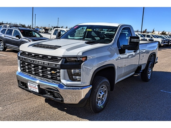 2020 Chevrolet Silverado 2500HD in Lubbock, TX