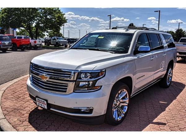 2020 Chevrolet Suburban in Lubbock, TX