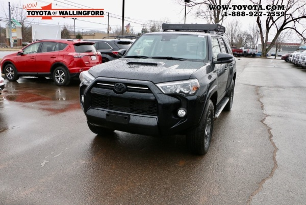 2020 Toyota 4Runner in Wallingford, CT
