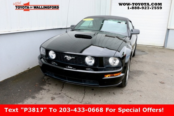2007 Ford Mustang in Wallingford, CT