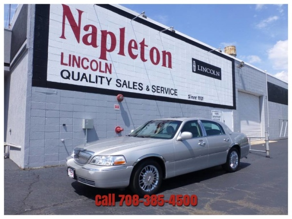 2006 Lincoln Town Car Signature Limited For Sale In Blue Island Il