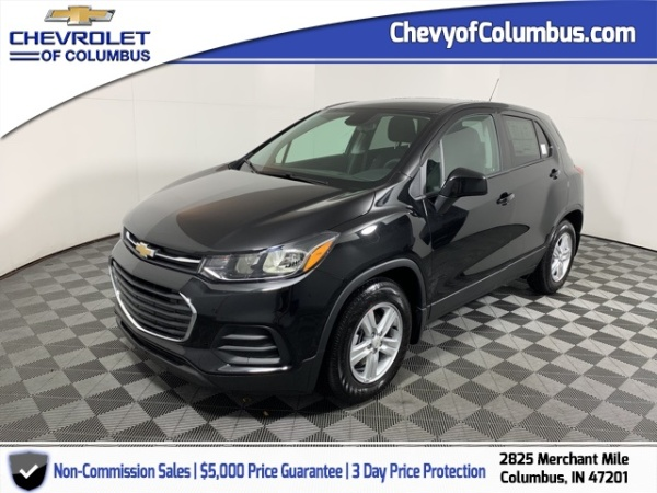2020 Chevrolet Trax in Columbus, IN