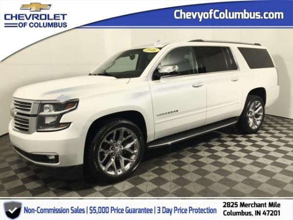 2016 Chevrolet Suburban in Columbus, IN