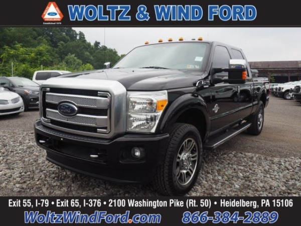 2016 Ford Super Duty F-250 in Heidelberg, PA
