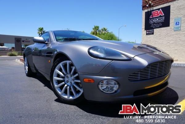 2003 Aston Martin Vanquish Standard